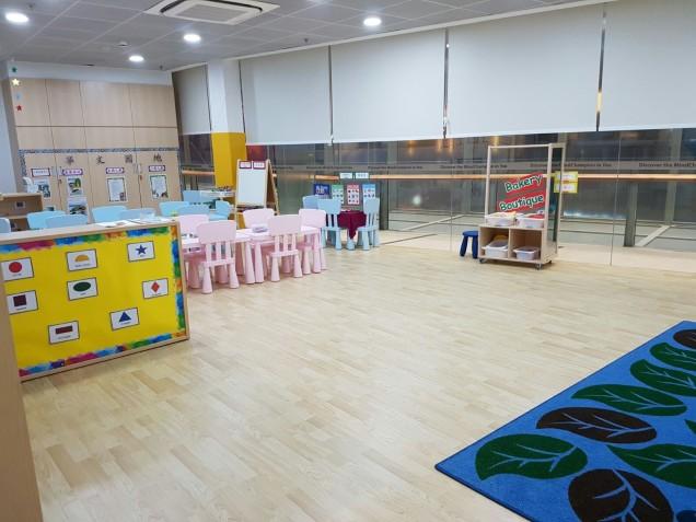 mindchamps preschool changi airport